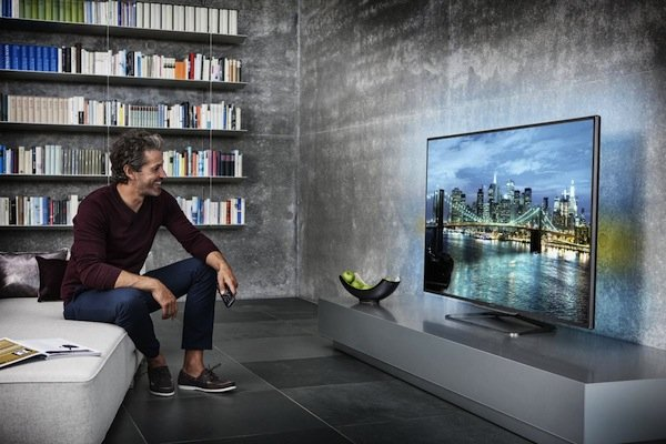 Philips PFL9708 4k tv