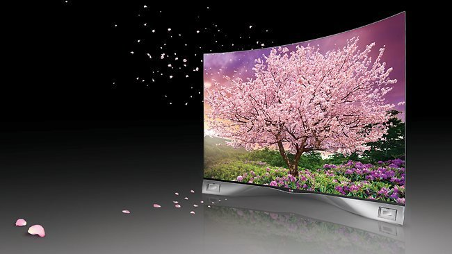 lg curved ultra hd 4k oled tvs finding their way to us. Black Bedroom Furniture Sets. Home Design Ideas