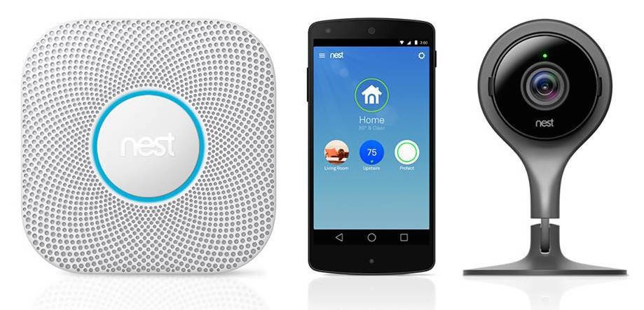Nest Announces Nest Cam  Redesigned Nest Protect And Nest